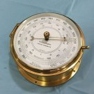 Kelvin Hughes  Aneroid Barometer. Made In England. Free Shipping