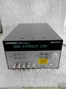 Vupower Programmable Power Supply.Model IPS12B05. Made in Korea.