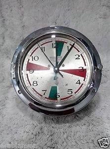 Vintage Wempe Chronometerwerke Marine Clock