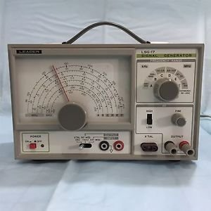 Leader LSG-17 Signal Generator. Made In Japan. Free Shipping