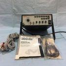 Wavetek MeterMan FG2C Function Generator with User Manual. Free Shipping.