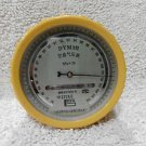 DYM 3 Marine Barometer with Temprature Indicator Made in Japan