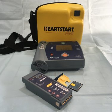 Philips HeartStart FR2+ with Battery Expiring 2020. Free Shipping