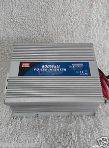 Meanwell 600 Watt Power Invertor for Boats 24 Volts Input 230 Volts Output