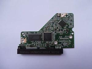 "eC Board PCB 771640-003 REV A for HDD WD5000AAKX-22ERMA0 500gb 3.5"" SATA 0397"