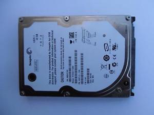 """eC HDD Seagate ST9402115AS 40Gb 2.5"""" SATA 9AP112-145 3.01  0233 Donor Drive"""