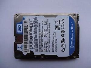"""eC HDD WD6400BPVT-24HXZT1 640Gb HBCTJBN 2.5"""" SATA 0283 Donor Drive"""