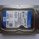 """HDD WD10EZEX-75M2NA0 1Tb HANNHT2CHB 3.5"""" 06NOV2014 SATA 0561 Donor Drive"""