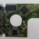 """Board Western Digital 771672-004 REV A WD2500BEVT-24A23T0 250gb 2.5"""" SATA 0288"""