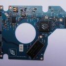 "PCB G5B0015 9000-A TOSHIBA MK2035GSS 200gb 2.5"" SATA 0640 INTERNAL ROM"