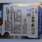 """HDD WD2500BEVT-24A23T0 250gb 23APR2011 DEMTJHB 2.5"""" SATA 0651 Donor Drive, DIT"""