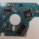 "Board PCB G002641A for TOSHIBA MK2565GSX HDD2H84 GJ002F2 250gb 2.5"" SATA 0669"