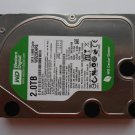 "HDD WD20EARS-19MVWB 2Tb 51.0AB51 HANNHTJMAB 3.5"" SATA 0785 Donor Hard Drive DIT"