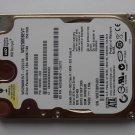 """HDD WD2500BEVT-22ZCT0 250gb 02Sep2008 HANV2AB 2.5"""" SATA Donor Drive, 0791, DIT"""