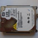 "HDD WD20NMVW-11AV3S0 HBMTJBKB 2.5"" 16Nov2013 2Tb USB 3.0 Donor Drive 0803 DIT"