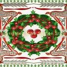 Celtic Christmas Print