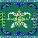 Celt Turtle Print
