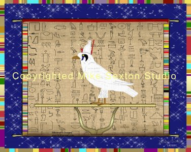 Horus the Elder Print