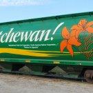HO scale Saskatchewan 4-bay  Hopper