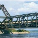Operating Single-Track Railroad Bascule Bridge -- Kit-HO scale
