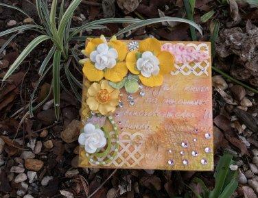 Decorated Boxes Romantic