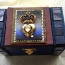 Decorated Box - Jewel Crown