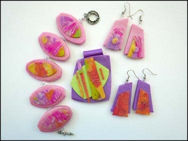 Jewelry Sets - Pastels