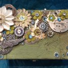 Decorated Box Steampunk Small