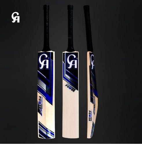 CA Pakistani willow Cricket Bat Extreme Light weight & carefully balanced with free Grip+Protector
