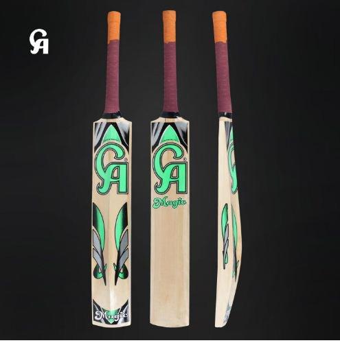 CA Pakistani willow Cricket Bat Magic Light weight & carefully balanced.
