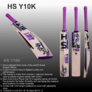 HS English Willow Cricket Bat HS Y 10K Weight From 2lb 7oz to 3lbs with free Grip+Protector.