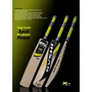 Ihsan Xpro Limited Edition English Willow cricket bat Weight Range 2.8 lbs with free grip+protector