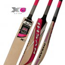 Ihsan LYNX X6 English Willow cricket bat Maximum Pike up and Balance with free grip+protector
