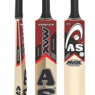 AS English Willow Cricket Bat Max Power Weight From 2lb 7oz to 3lbs High Spin & Thick Edges