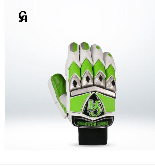 CA Plus 15000 Batting Gloves Made of Original Pittards Leather Available for LH & RH Batsman