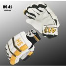 HS 41 Batting Gloves Made of Original Pittards Leather Available for LH & RH Batsman