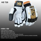 HS T-20 Batting Gloves Made of Original Pittards Leather Available for LH & RH Batsman