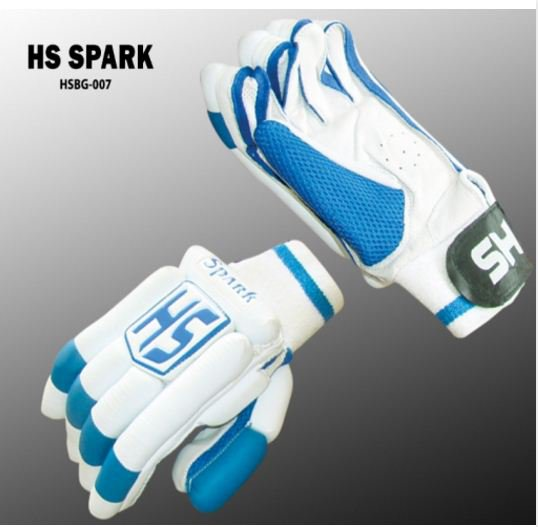 HS SPARK Batting Gloves Made of Original Pittards Leather Available for LH & RH Batsman
