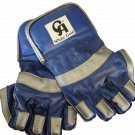 CA White Gold Wicket keeper Gloves Made of high quality Buffalo leather Available in different sizes