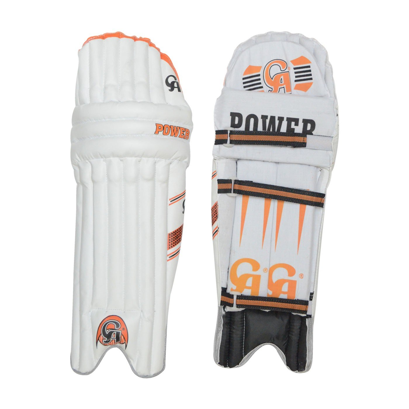 CA Power Batting Pad Super light weight Made of imported materials Available in different sizes