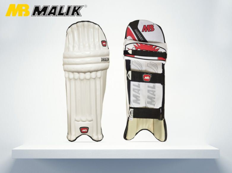 MB Dragon Batting Pad Light weight Made of imported materials Available in different sizes
