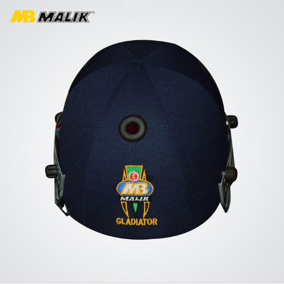 MB Gladiator Helmet Light weight Best Quality Adjustable System For Professional and Club cricket