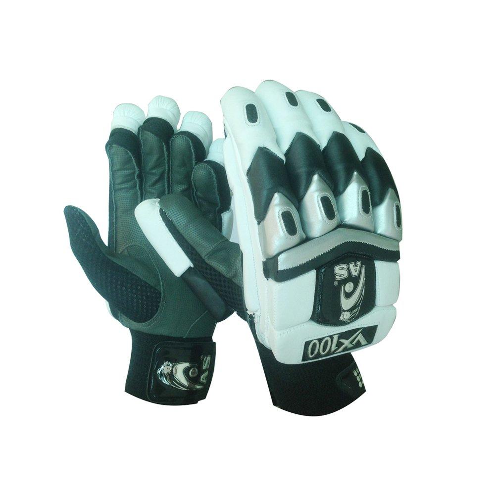 AS VX 100 Batting Gloves Multi Section Design giving Extra Flexibility Available for LH & RH Batsman