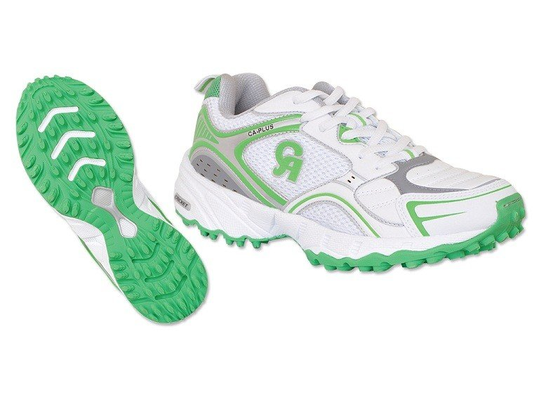 CA Plus Cricket Shoes with Rubber Studs Available in different colors and sizes