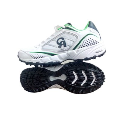 CA Plus 5K Cricket Shoes Made of hydrolyze high PU Available in various sizes and colors