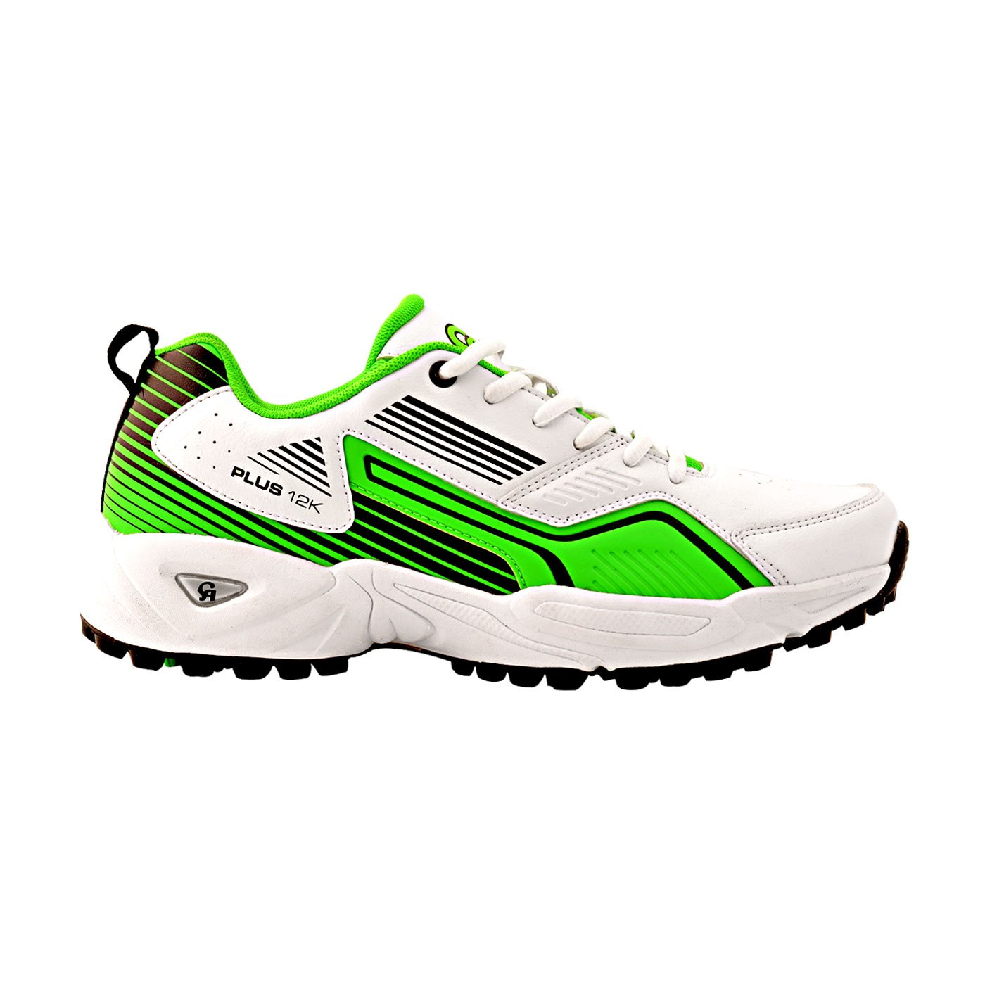 CA Plus 12K Cricket Shoes Made of hydrolyze high PU Available in various sizes and colors