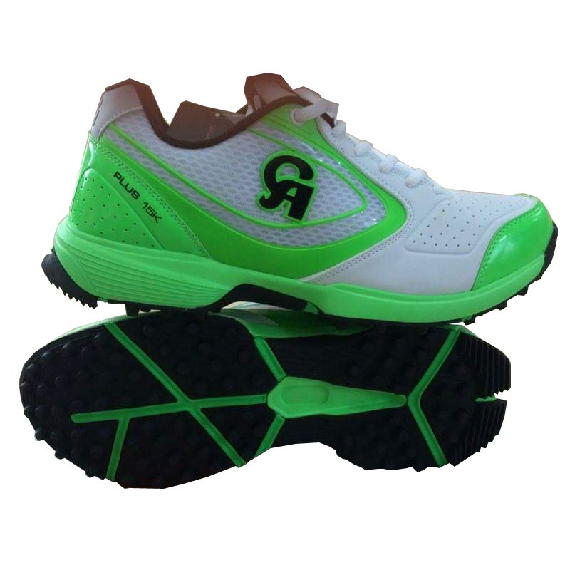CA Plus 15K Cricket Shoes Made of hydrolyze high PU Available in various sizes and colors