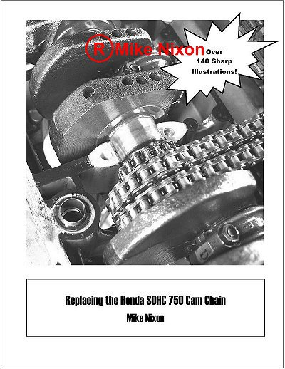 Repl the Honda 750 Cam Chain
