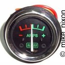 Motorcycle ammeter