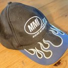 MMI hat with flames